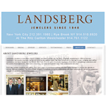 Landsberg Jewelers at the Ritz Carlton Hotel White Plains, NY